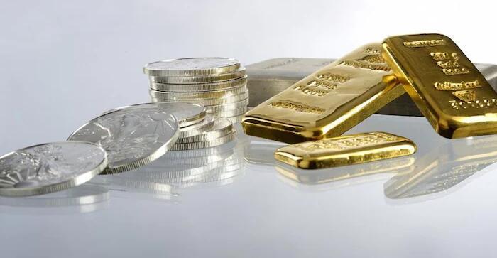 今日黄金白银价格 贵金属在MCX上创下涨幅